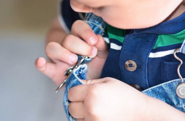 toddler button shirt