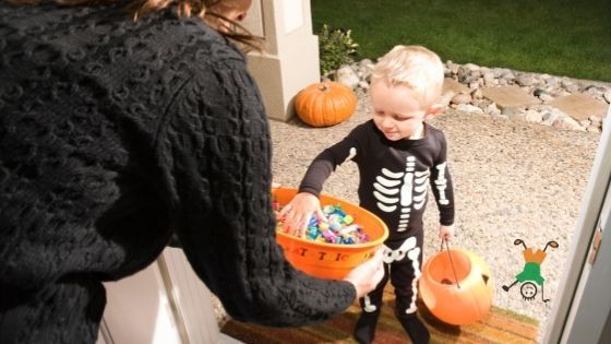 trick or treating safely