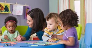 Recommended Ideal Child-to-Daycare for Daycares