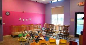 Why daycare is important for young infants